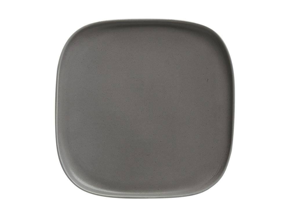 Maxwell & Williams talíř Elemental - tmavě šedý, 20.5 cm