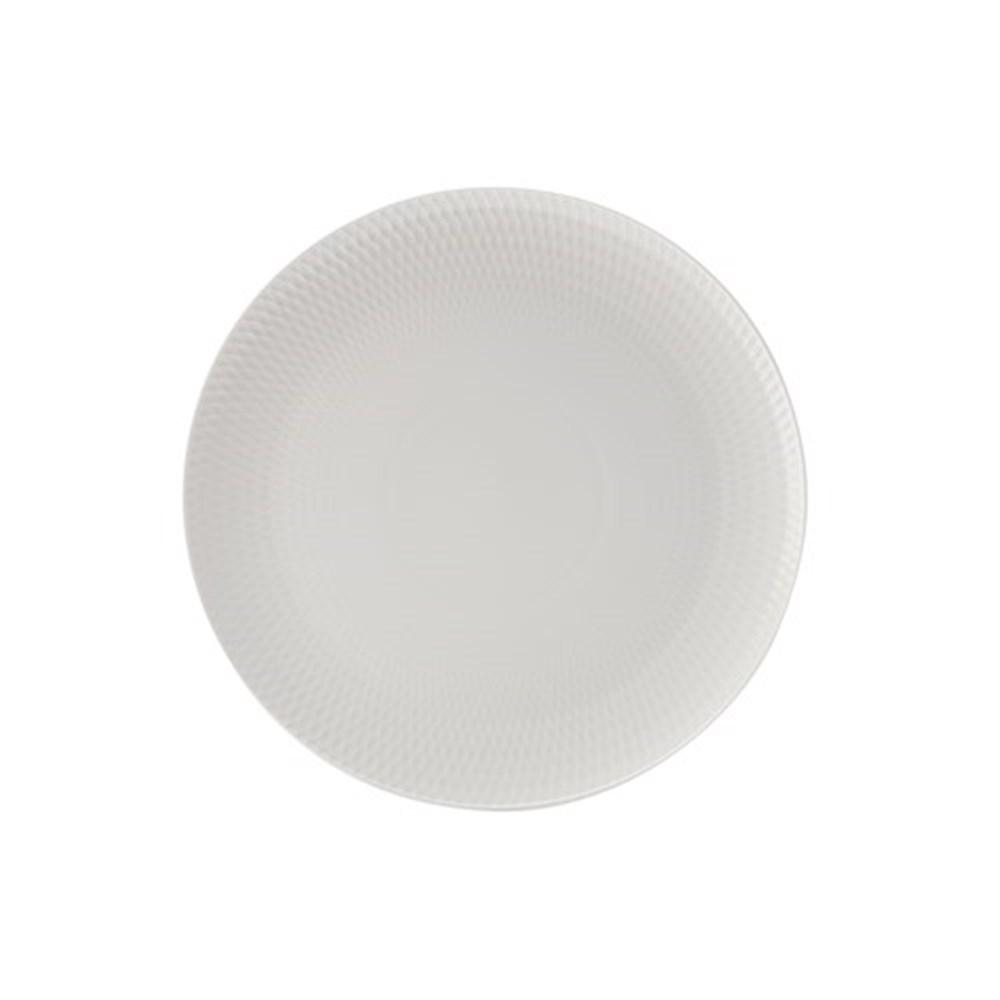 Maxwell & Williams jídelní talíř Diamonds Round, 27 cm