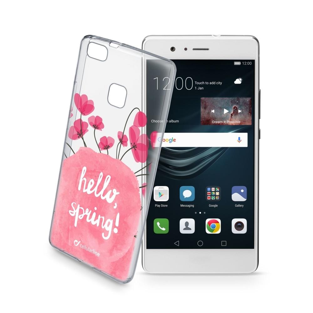 Obal Cellularline STYLE pro Huawei P9 Lite, motiv BLOOM STYCS17SPRINP9LITE