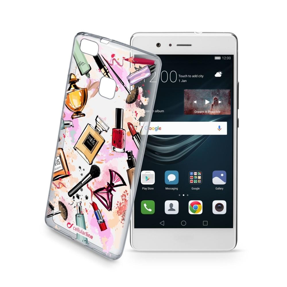 Obal Cellularline STYLE pro Huawei P9 Lite, motiv GLAM STYCS17GLAMP9LITE