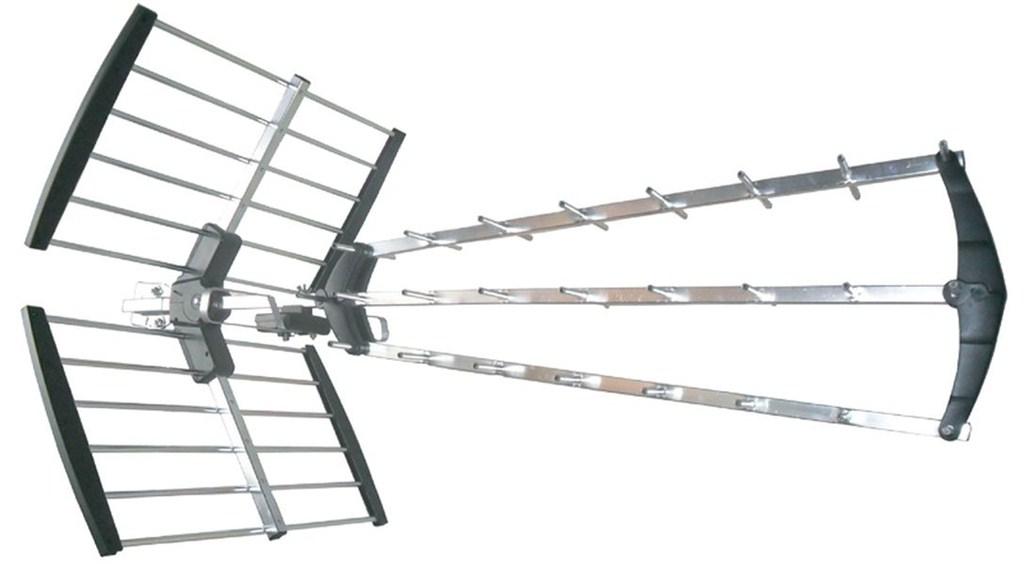 DVB-T anténa Solight HN59-LTE, 39 dB, UHF, 21. - 60. kanál, LTE/4G filtr