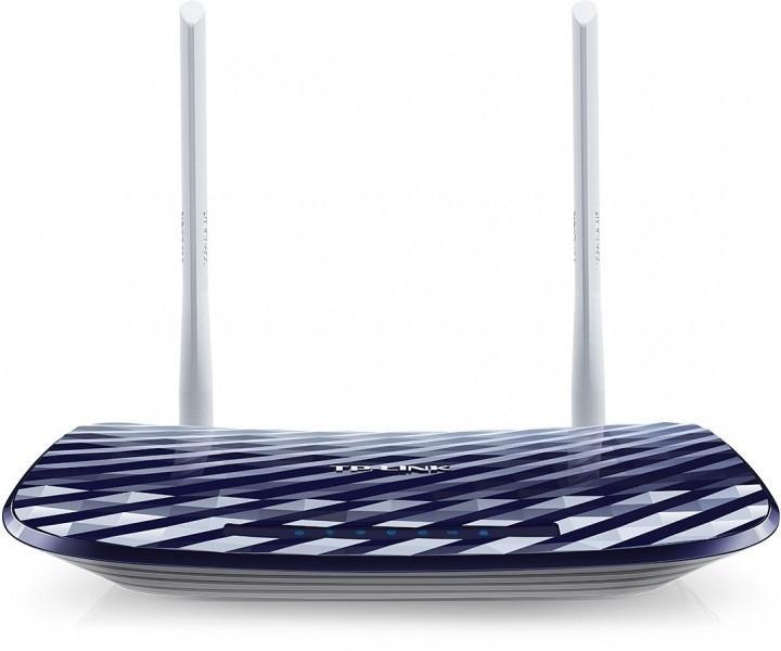 TP-Link Archer C20 AC750 WiFi DualBand Router Archer C20