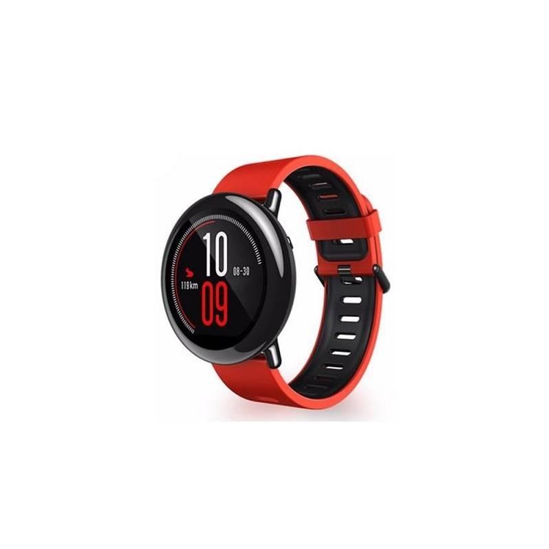Xiaomi Huaomi Amazfit, Global, červená - chytré hodinky AMI399