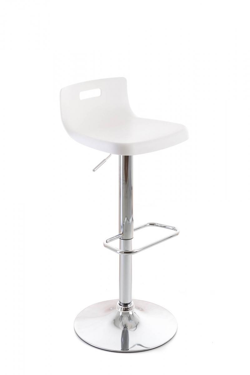 Barová židle G21 Teasa White - bílá