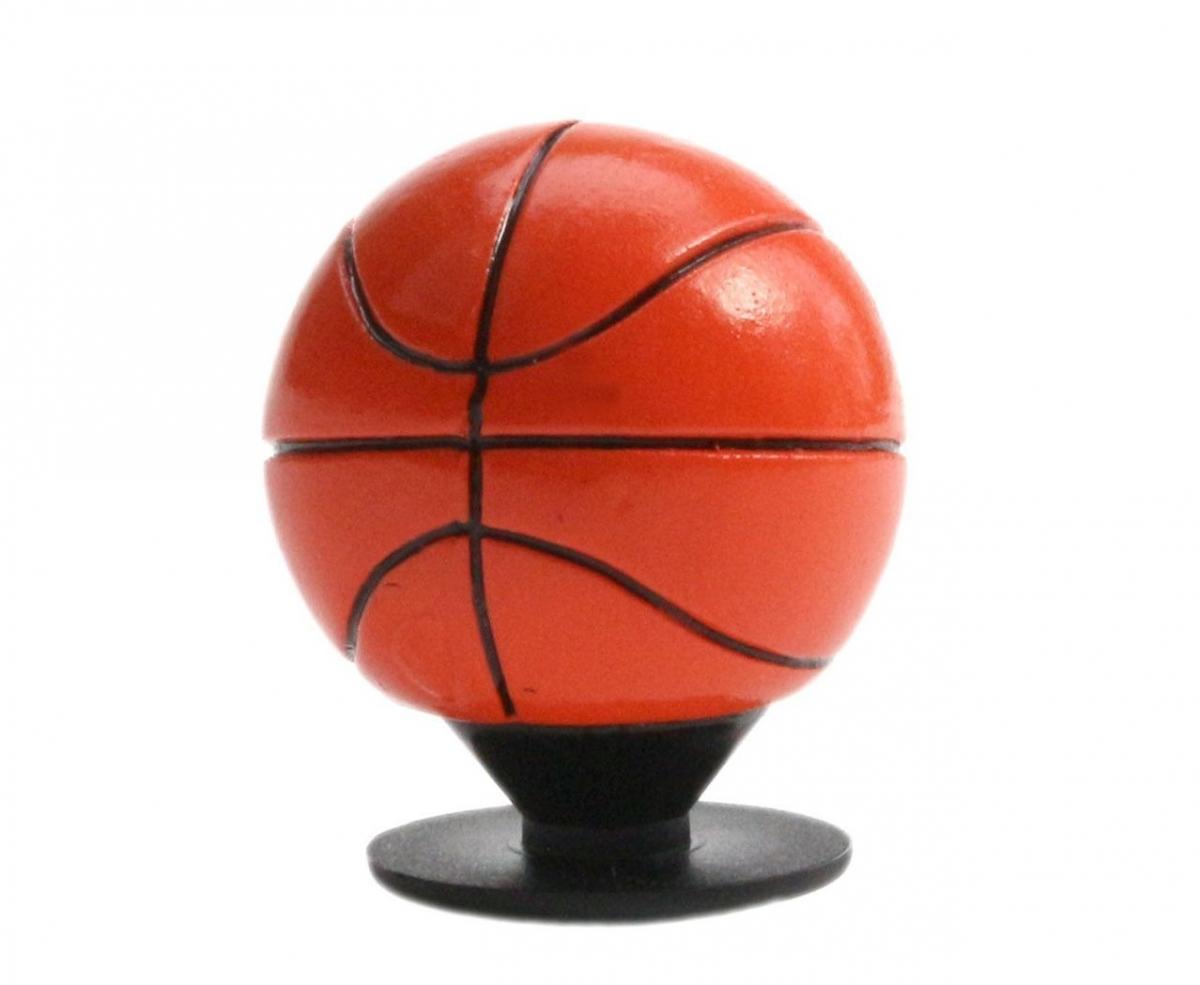 Crocs ozdoba Jibbitz 3D Basket Ball