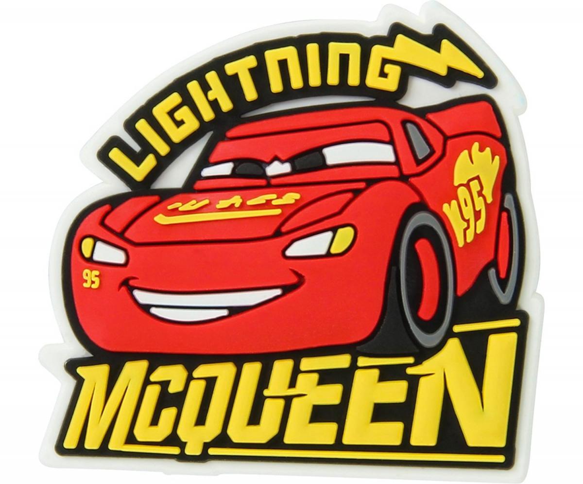 Crocs ozdoba Jibbitz Cars 3 Lightning McQueen