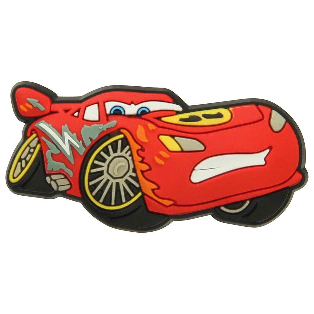 Crocs ozdoba Jibbitz Cars Lightning McQueen