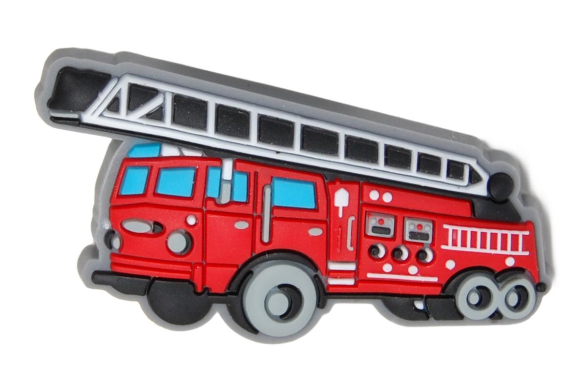Crocs ozdoba Jibbitz Fire Truck SS17