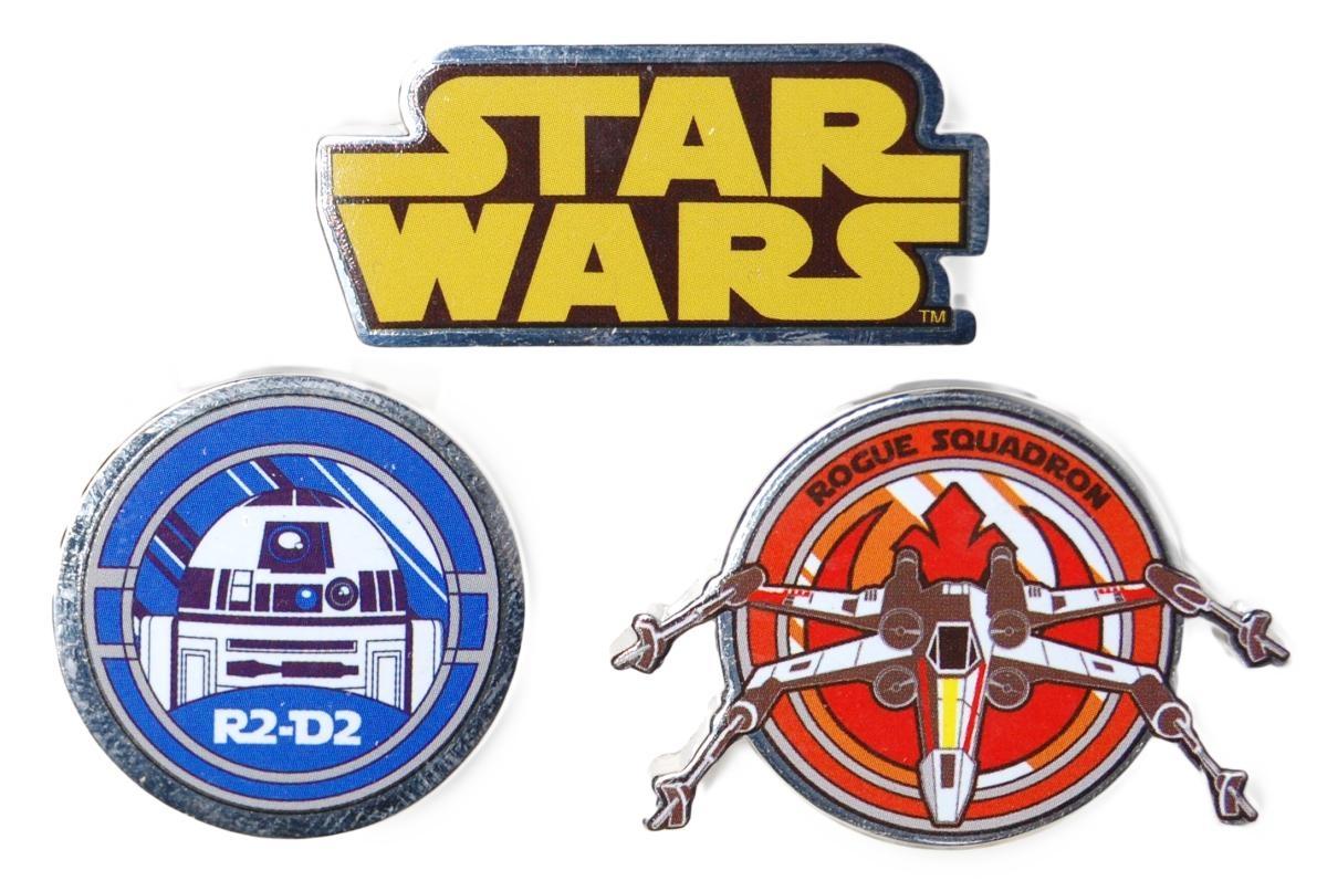 Jibbitz ozdoby na boty Crocs Star Wars Classic Pack, 3ks
