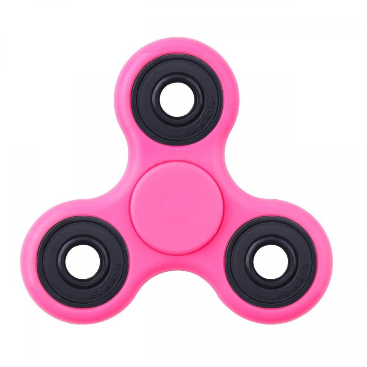 Klasický Fidget Spinner, růžový