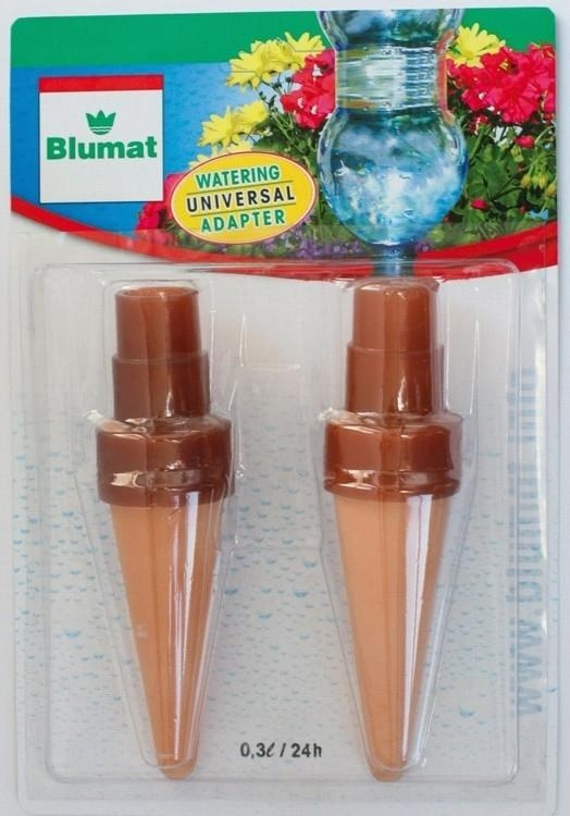 Adaptér na pet lahev Blumat, 0.3L / 24 h, 2ks