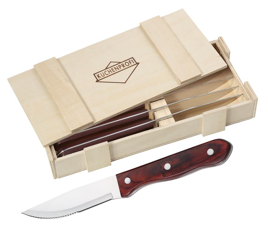 Küchenprofi sada nožů na steak, 6 ks