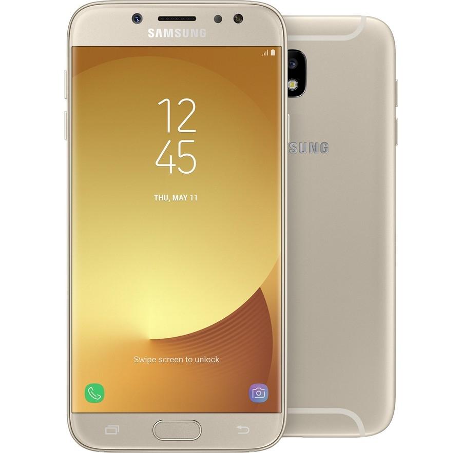 Trhák Samsung Galaxy J5 2017 SM-J530 - zlatý SM-J530FZDDETL