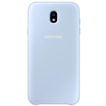 Originální obal Dual Layer Cover pro Samsung Galaxy J5 (2017) - modrý EF-PJ530CLEGWW