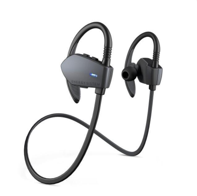 Sluchátka s mikrofonem Energy Sistem Earphones Sport 1 Bluetooth Graphite 427451