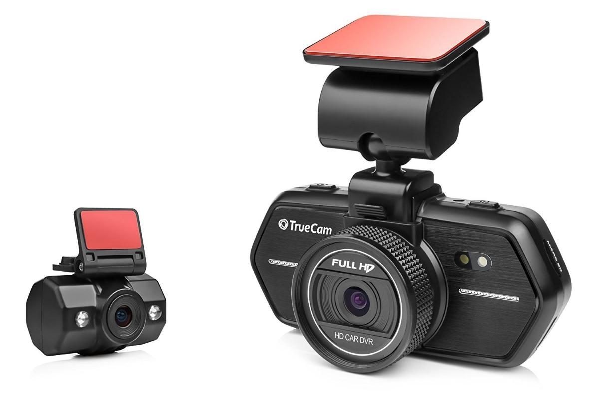 TrueCam A6 - kamera do auta (Full HD, GPS, české menu) TRUECAMA6