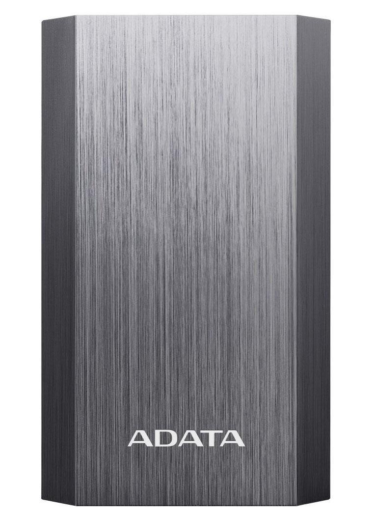 ADATA A10050 Power Bank 10050mAh - titánová AA10050-5V-CTI