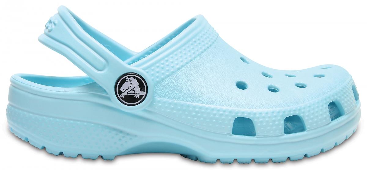 Crocs Classic Clog Kids - Ice Blue, C13 (30-31)