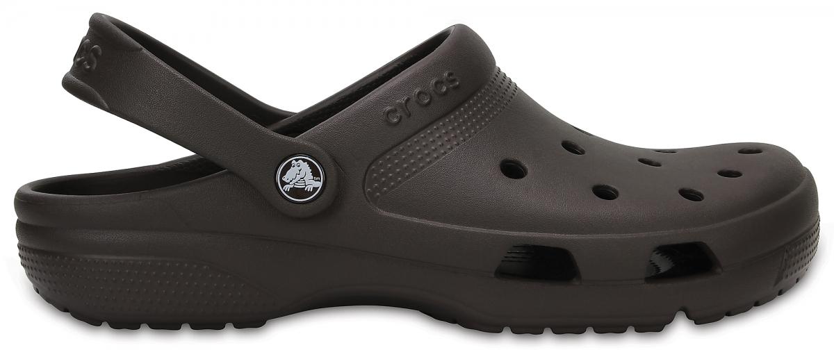 Crocs Coast Clog - Espresso, M9/W11 (42-43)
