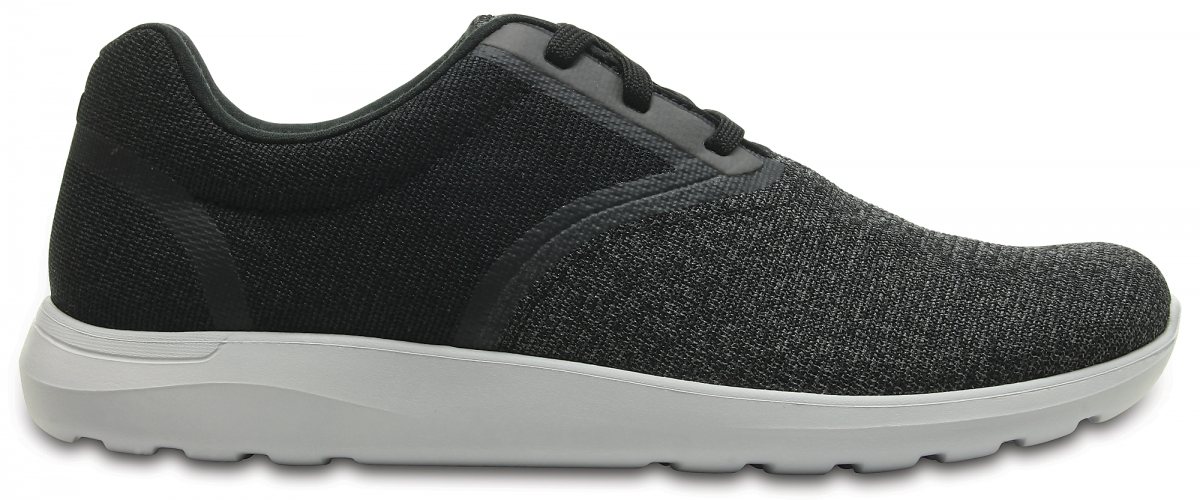 Crocs Kinsale Static Lace - Black/Pearl White, M10 (43-44)
