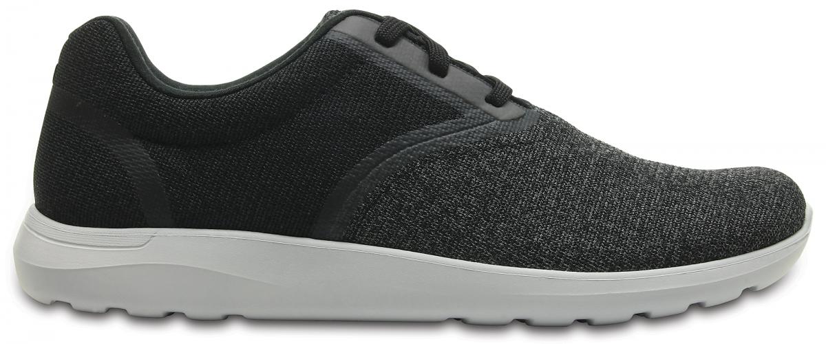 Crocs Kinsale Static Lace - Black/Pearl White, M11 (45-46)