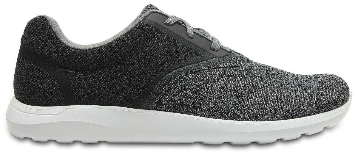 Crocs Kinsale Static Lace - Light Grey/White, M10 (43-44)