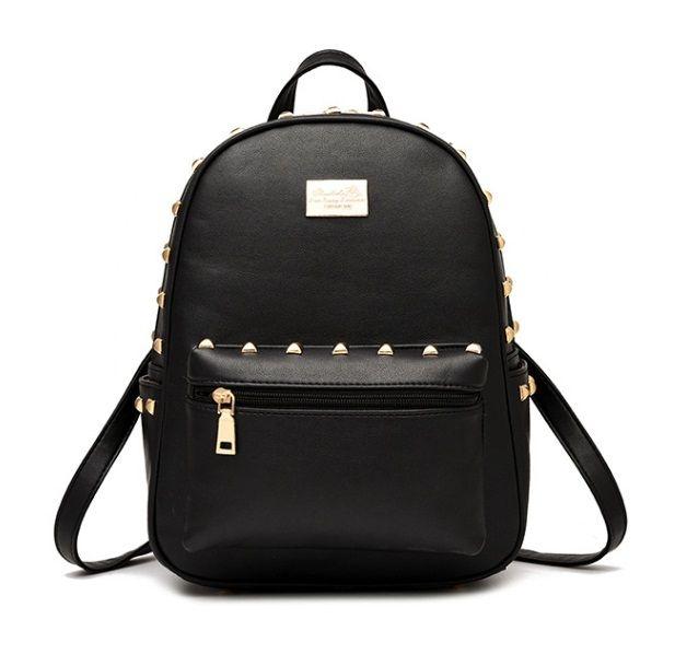Módní batoh PL36, černý