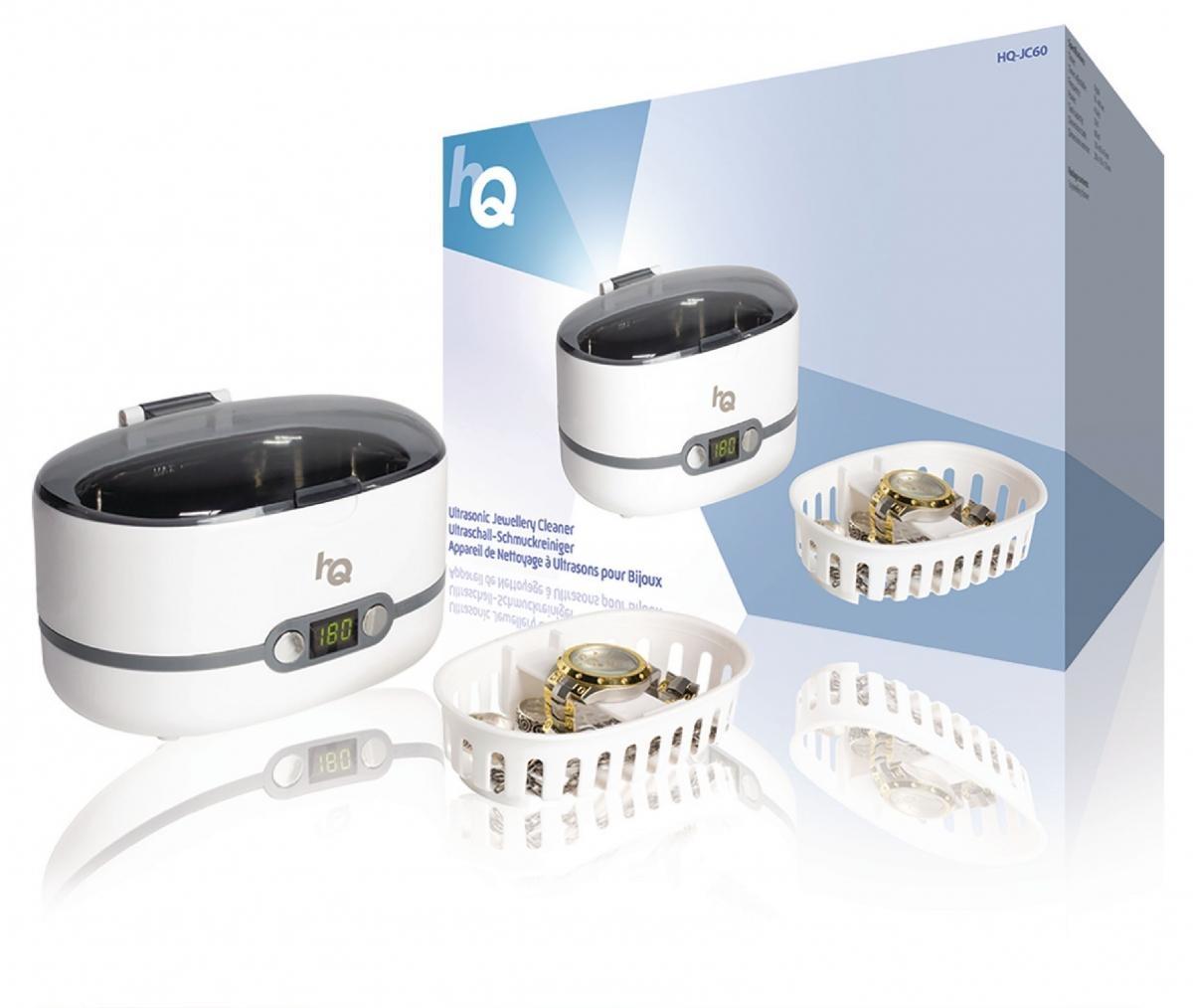 Ultrazvuková čistička HQ-JC60, 600 ml