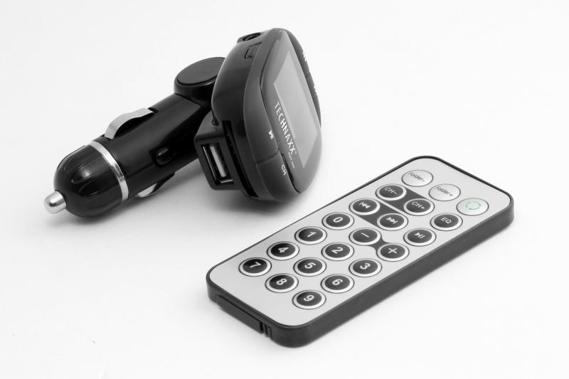 Technaxx FM transmitter FMT500 4483