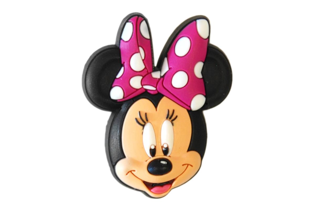 Crocs ozdoba Jibbitz Minnie Mouse 09