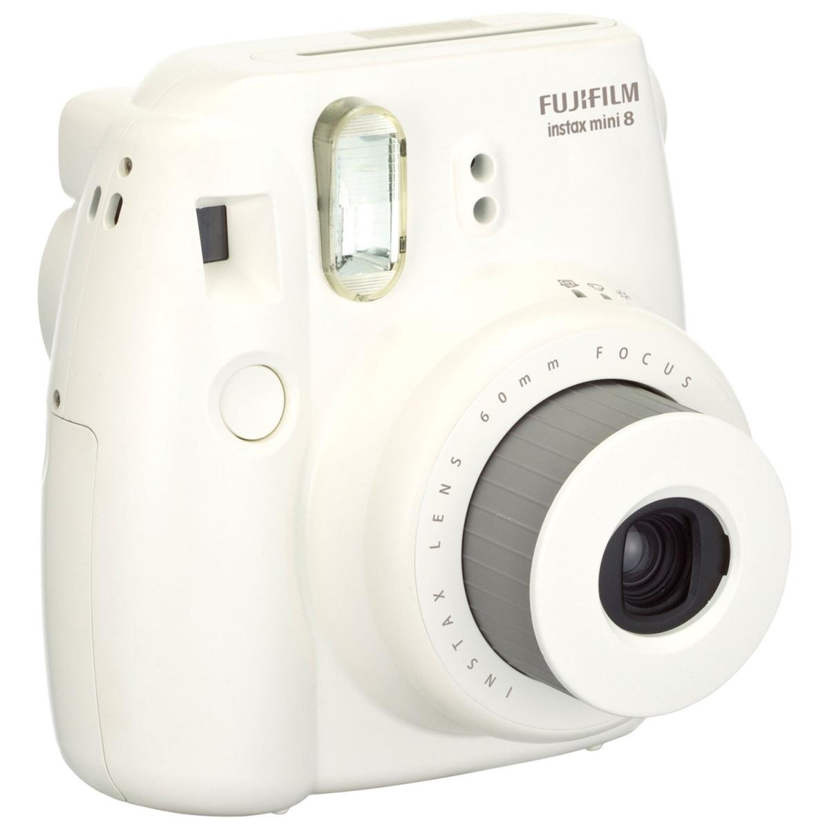 Fotoaparát Fujifilm Instax Mini 8S - White 16273142