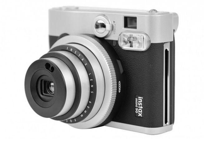 Fotoaparát Fujifilm Instax Mini 90 - Black 16404583