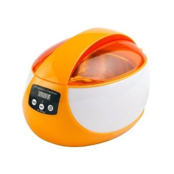 Ultrazvuková čistička Jeken 5600A, funkce Degas, 750 ml