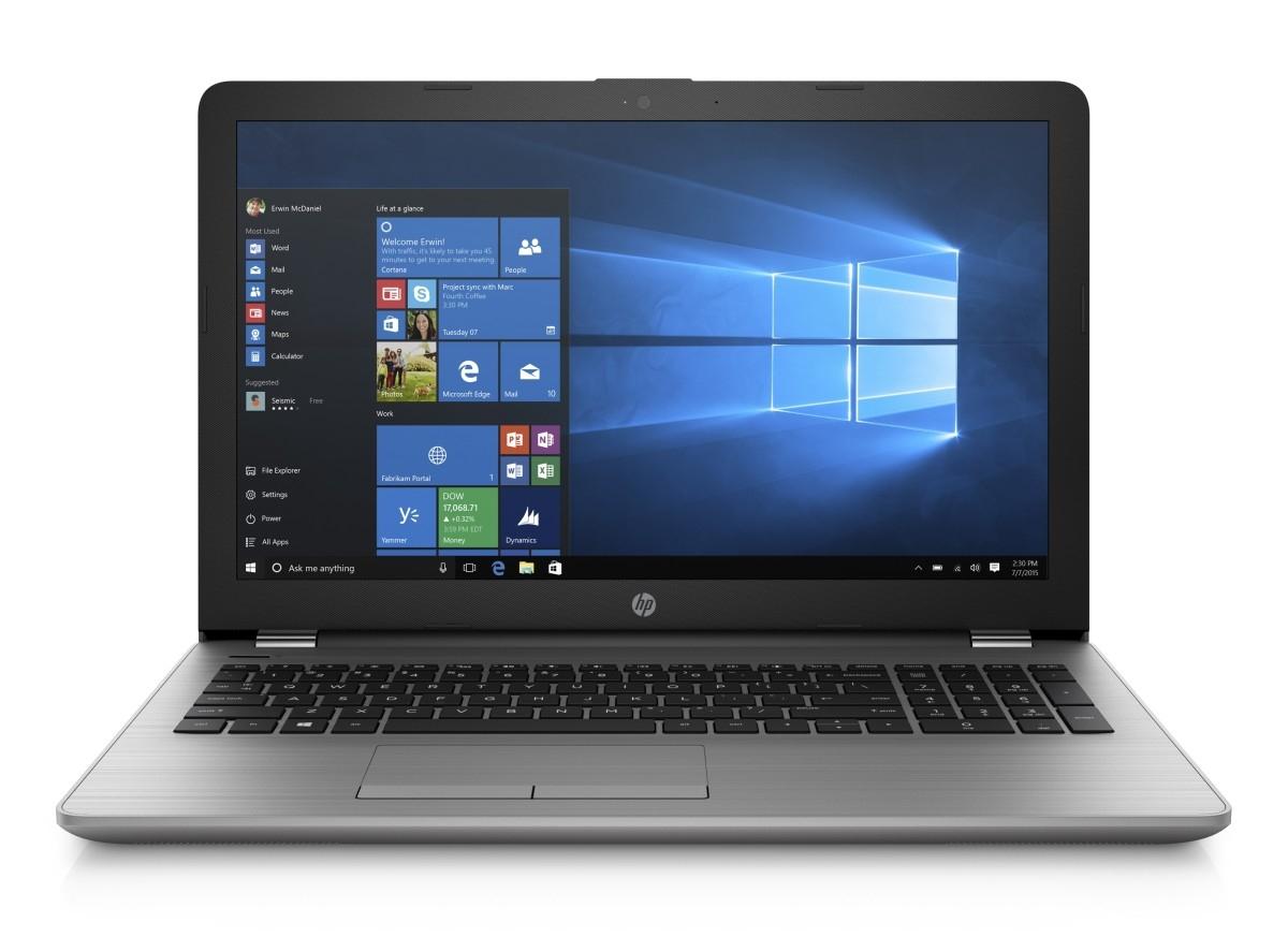 """Trhák HP 250 G6 15.6"""" FHD i3-6006U/4GB/256SSD/DVD/HDMI/VGA/RJ45/WIFI/BT/MCR/1RServis/W10/Sea model 1XN51EA#BCM"""