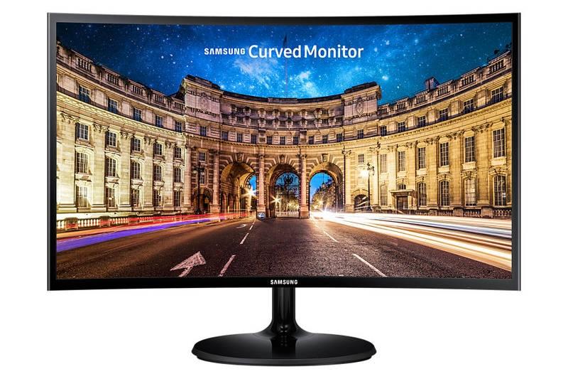 """27"""" Samsung C27F390F - FullHD, D-Sub, HDMI LC27F390FHUXEN"""