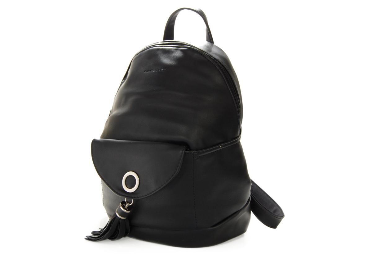Módní batoh David Jones J17 5637-4-020, černý