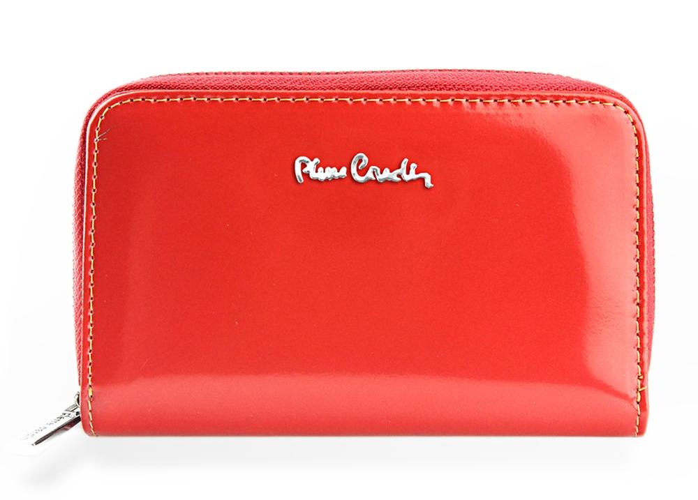 Pierre Cardin dámská kožená peněženka PSP520, červená