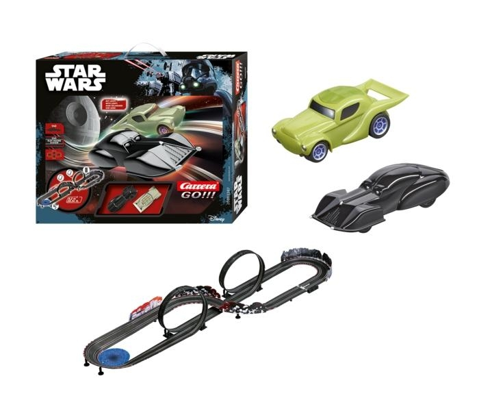 Autodráha Carrera GO 62387 Star Wars
