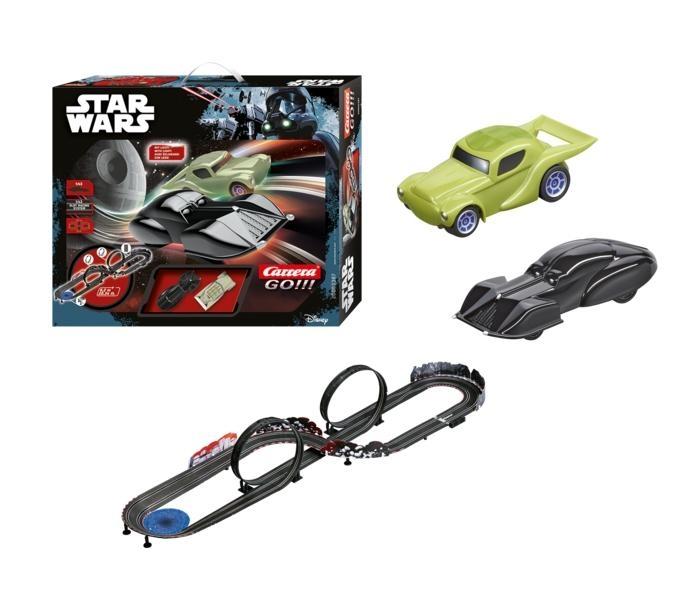 Autodráha Carrera GO 62387 Star Wars