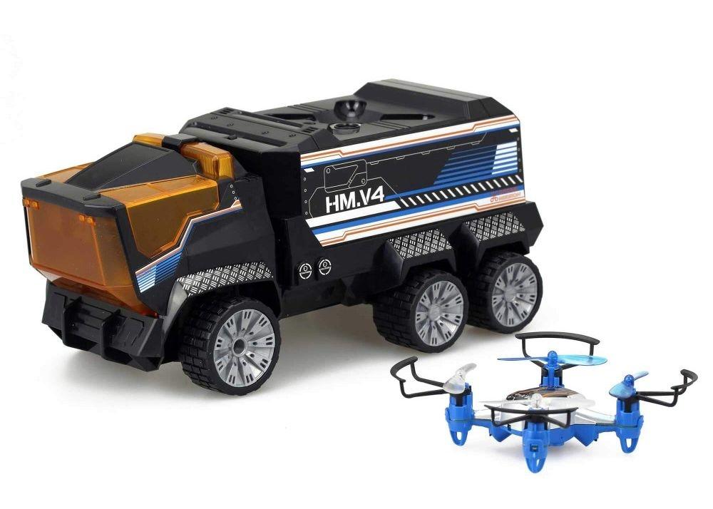 Dron a auto na dálkové ovládání Silverlit Drone Mission
