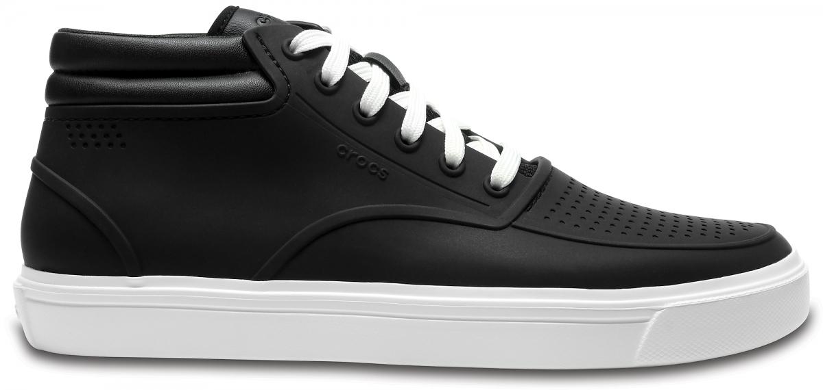 Crocs CitiLane Roka Chukka - Black/White, M11 (45-46)