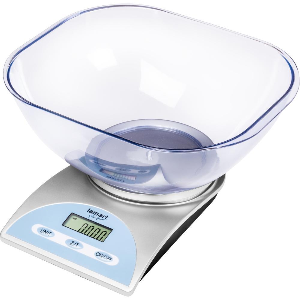 Digitální kuchyňská váha Lamart Bowl LT7033