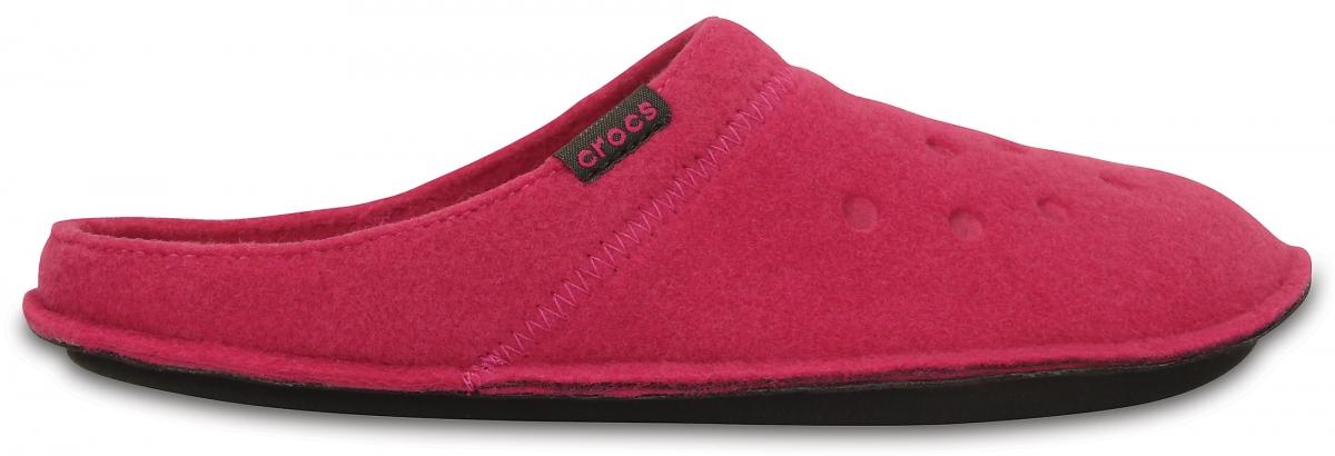 Crocs Classic Slipper - Candy Pink/Oatmeal, M5/W7 (37-38)