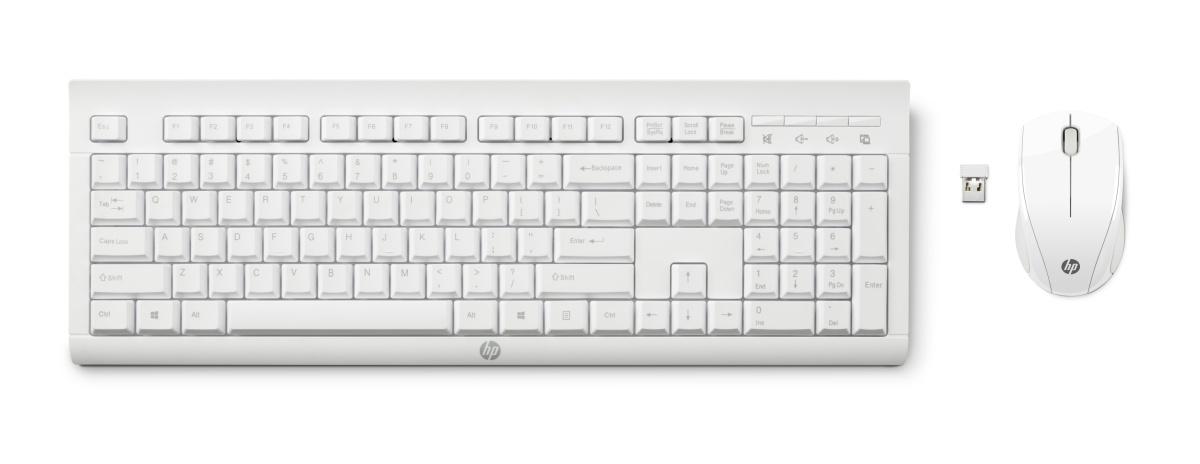 HP C2710 Combo Keyboard CZECH M7P30AA#AKB