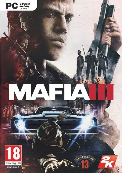 PC - Mafia 3 5026555064798