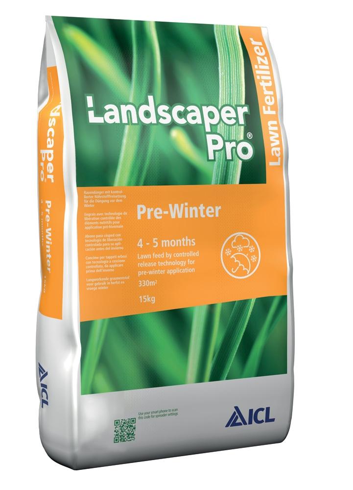 Podzimní trávníkové hnojivo Landscaper Pro® Pre-Winter 15 Kg