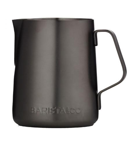 Barista & Co konvička na mléko, 350 ml, Gunmetal