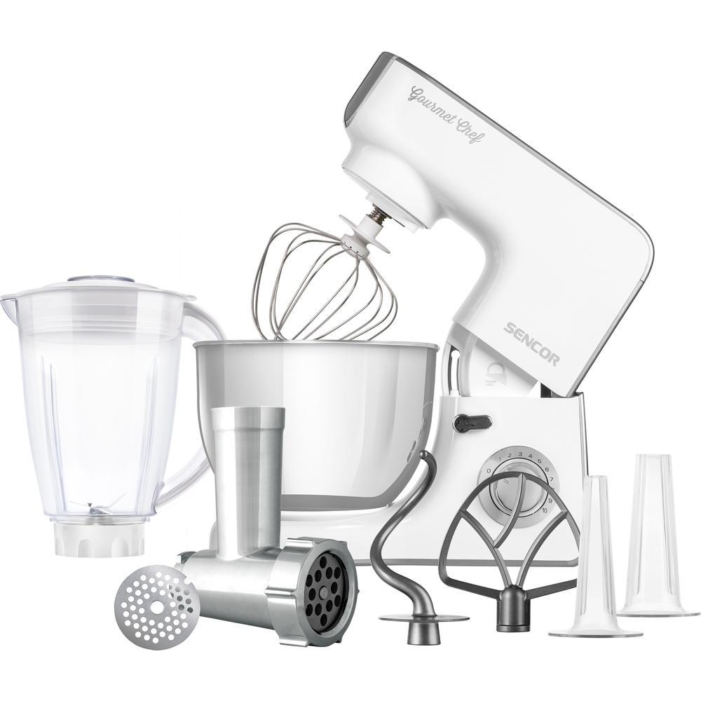Kuchyňský robot SENCOR STM 3770WH - bílý