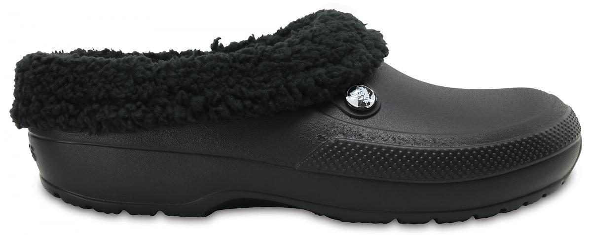 Crocs Classic Blitzen III Clog - Black, M5/W7 (37-38)