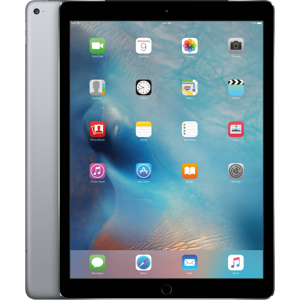 Apple iPad Pro Cellular, 128GB - Space Grey - bazarový použitý ML2I2FD/A